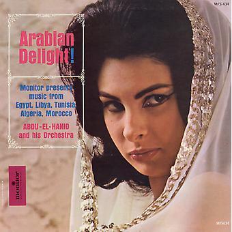 Abdu El-Hanid - Arabian Delight: Music From Egypt Libya Tunisia Al [CD] USA import