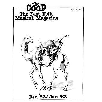 Fast Folk Musical Magazine - Vol. 1-Fast Folk Musical Magazine (11) [CD] USA import