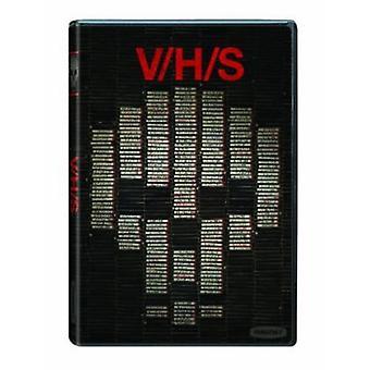 Importação de EUA V/H/S [DVD]