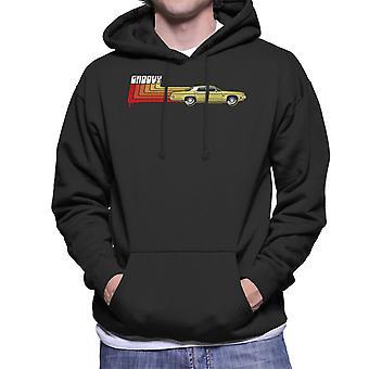 The Classic Groovy Ash Vs Evil Dead Men's Hooded Sweatshirt