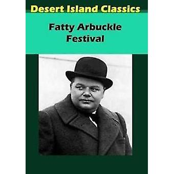 Importation de Fatty Arbuckle Fest [DVD] é.-u.