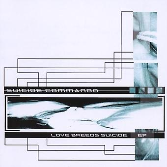 Suicide Commando - Love Breeds Suicide [CD] USA import