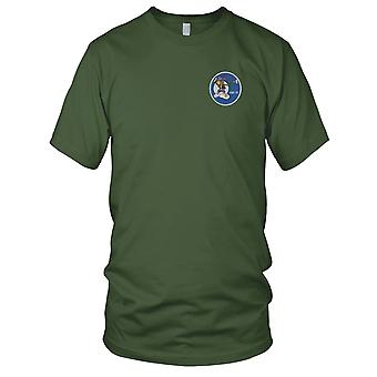 US Navy VBF-13 Aviation Fleet Bombing Squadron Embroidered Patch - Mens T Shirt