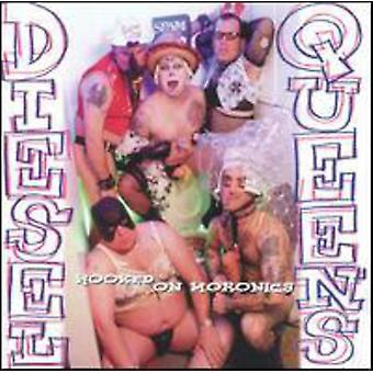 Diesel Queens - Hooked on Moronics [CD] USA import