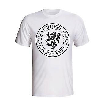 Holland Presidential T-shirt (white)