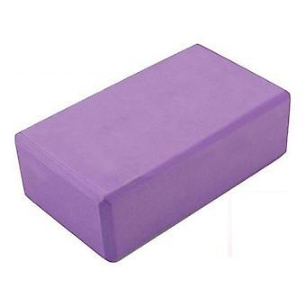Kabalo roxo 1 x Yoga & bloco de espuma de EVA de Pilates / tijolo! Esticar o auxílio exercício ginásio 3