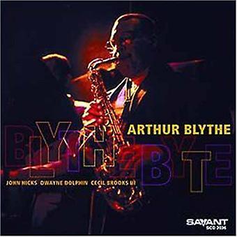Arthur Blythe - importation USA Blythe Byte [CD]