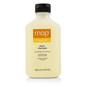 Mop C-system Clean Shampoo - 250ml/8.45oz