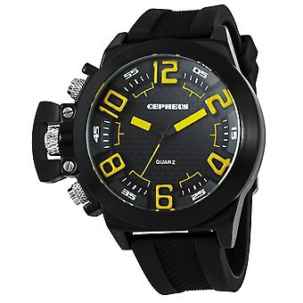 CEPHEUS gents watch analogue CP901-622C