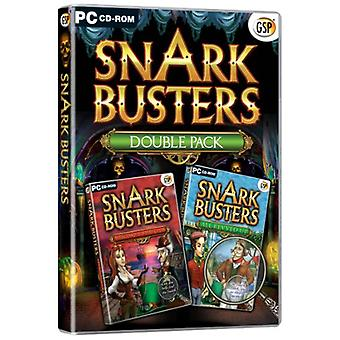 Snark Busters Double Pack (PC CD) - Neu