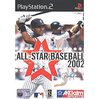 All Star Baseball 2002 (PS2) - Fabrik versiegelt