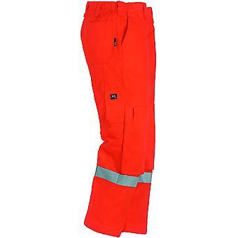 Helly Hansen Mens Oban pantalones ropa de trabajo ignífuga Hi Vis pantalones
