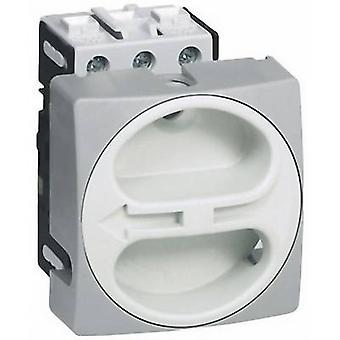 Isolador de BACO BA174001 alternar Lockable 25 A 1 x 90 ° Grey 1 computador (es)