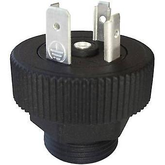 HTP BGRN03000-PG13,5 Black Number of pins:3 + PE