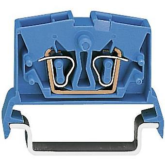WAGO 264-714 ciągłość 6 mm Pull wiosna konfiguracji: N niebieski 1 szt.