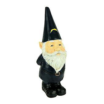 Adorable LA Chargers NFL Licensed Garden Gnome Statue