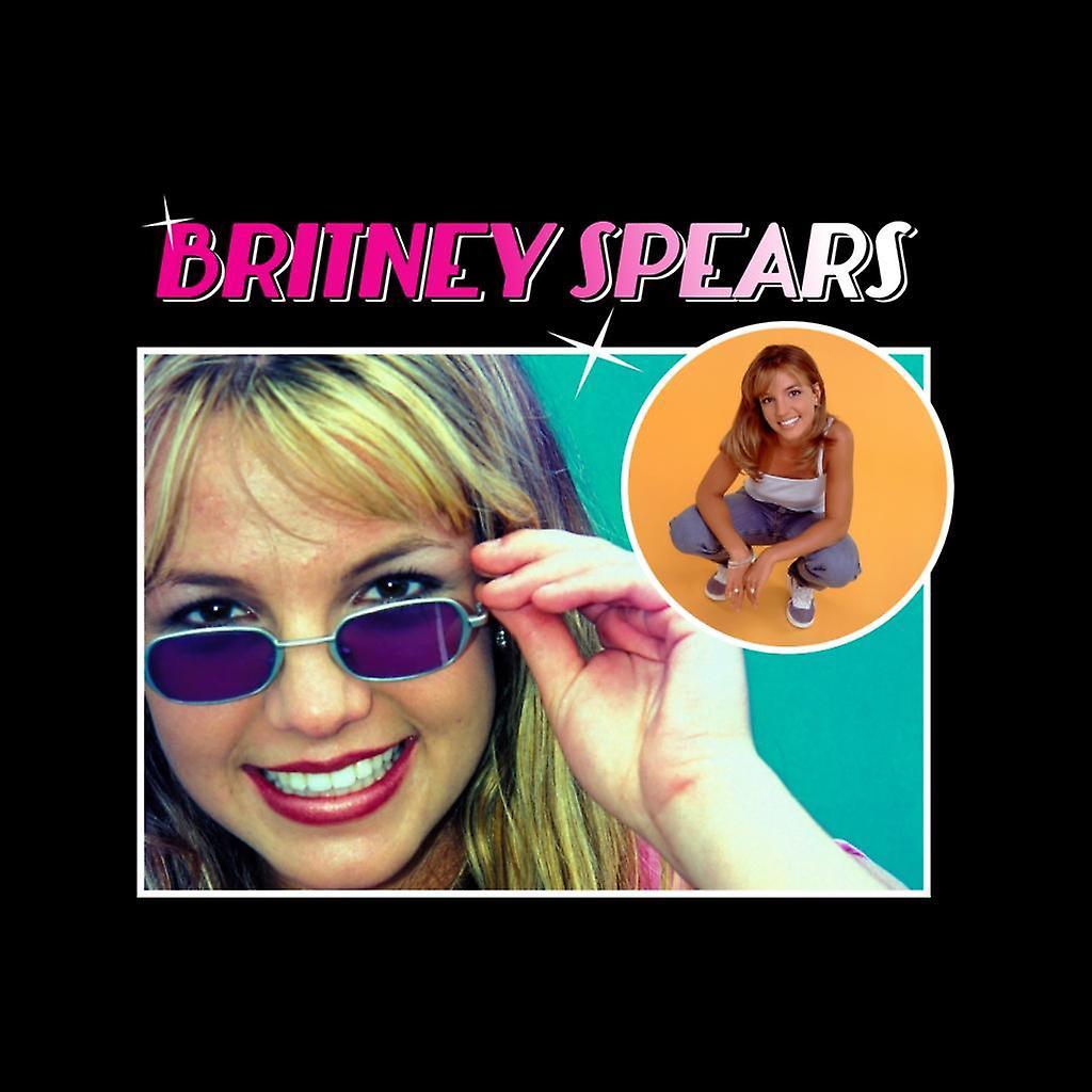 Gilet Britney Spears hommage Montage féminine mSaZqA