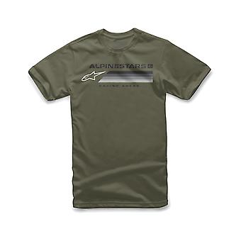 Alpinestars Forward Short Sleeve T-Shirt in Military