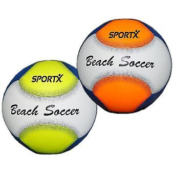 SportX Soccer Beach Ball 290gr 21cm Assorti