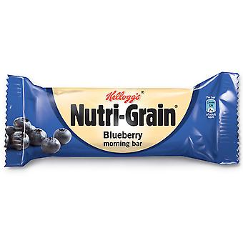 Kelloggs Blueberry Nutri Grain Bars