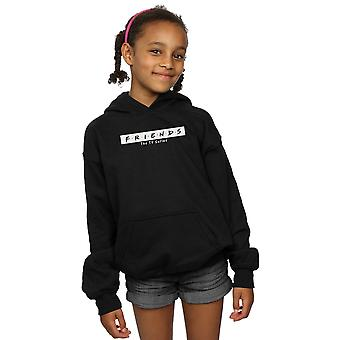 Friends Girls Logo Block Hoodie