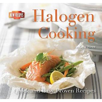 Halogen Cooking by Gina Steer