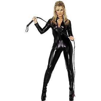 Fever Miss Whiplash Costume, UK Dress 16-18
