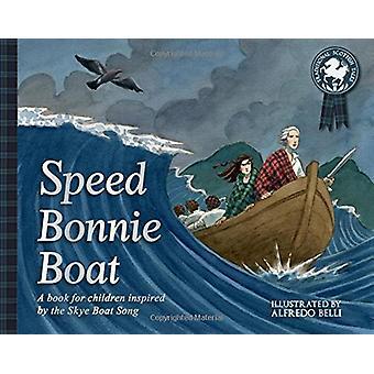 Bonnie speedbåd - en fortælling fra skotske historie inspireret af Skye