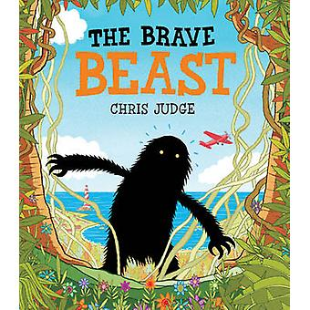 The Brave Beast by Chris Judge - 9781849395618 Book