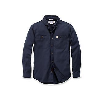 Carhartt men's long-sleeve shirt rugged Flex Rigby long-sleeve work