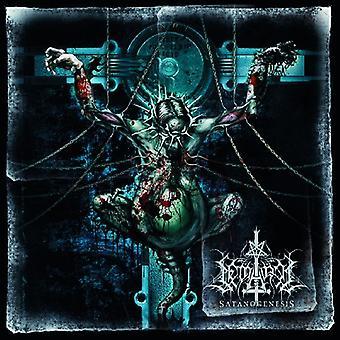Semargl - Satanogenesis [CD] USA import