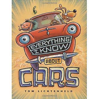 Allt jag vet om bilar