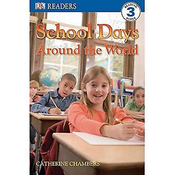 Schulzeit auf der ganzen Welt (DK-Leser: Stufe 3)