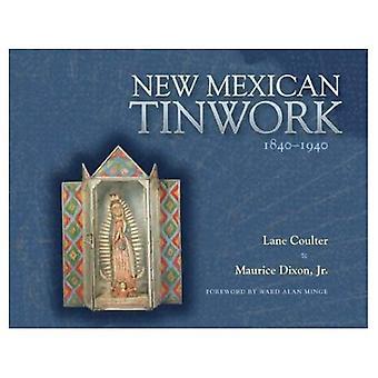 Meksikon uusi Tinwork 1840-1940