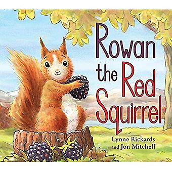 Rowan the Red Squirrel�(Picture Kelpies)