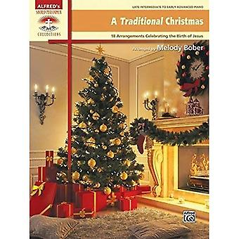 Un Natale tradizionale: 18 accordi celebra la nascita di Cristo (sacra Performer collezioni)