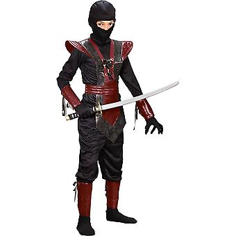 Costume de ninja Warrior enfant