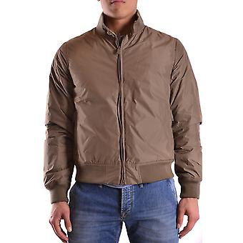 Aspesi Ezbc067037 Men's Bege Polyester Outerwear Jacket