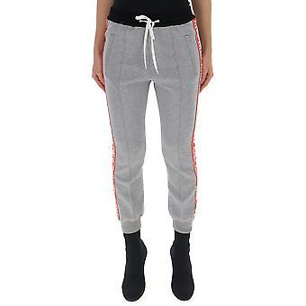 Miu Miu Grey Cotton Pants