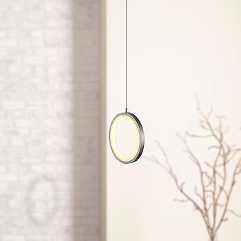 Pendant Led modern Ceiling Led Ring Lamp Hanging Single Pendant Round Canopy Light