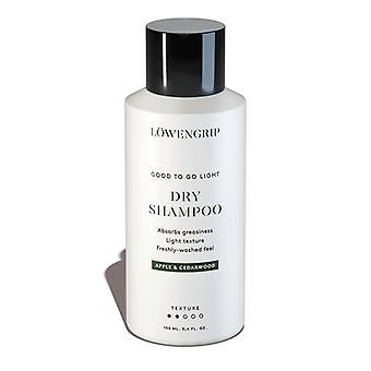 Löwengrip Good To Go Light Dry Shampoo Apple & Cedarwood 100ML