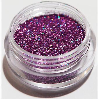 1pc feinkörnigen Glitzer lila