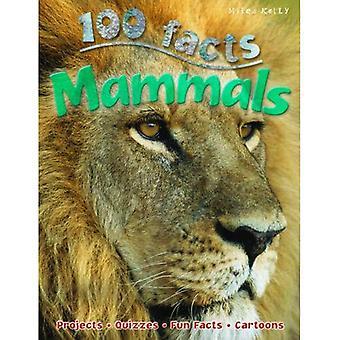 100 faits mammifères