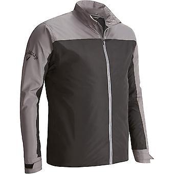 Callaway Mens Corporate Water Resistant Windproof Jacket