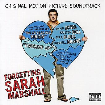 Various Artists - Forgetting Sarah Marshall [CD] USA import