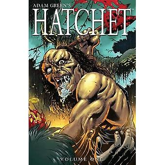 Adam Greens Hatchet Vol 01 TPB by James Kuhoric - 9781945205132 Book