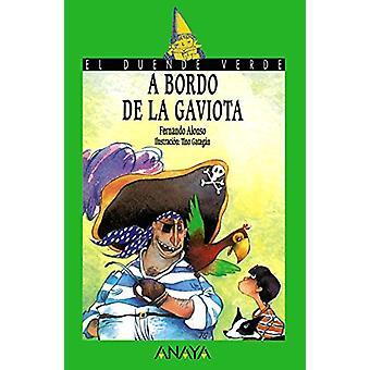 A Bordo de la Gaviota by Fernando Alonso - 9788420727851 Book