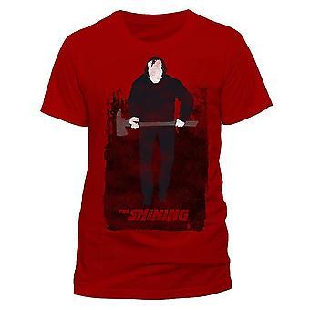 De stralende volwassenen Unisex volwassenen Jack T-shirt
