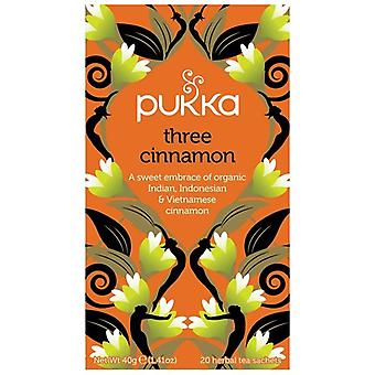 Pukka Three Cinnamon Tea Bags 80