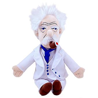 Pehmo-pikku ajattelija-Mark Twain pikku Thinker uudet lelut 3919